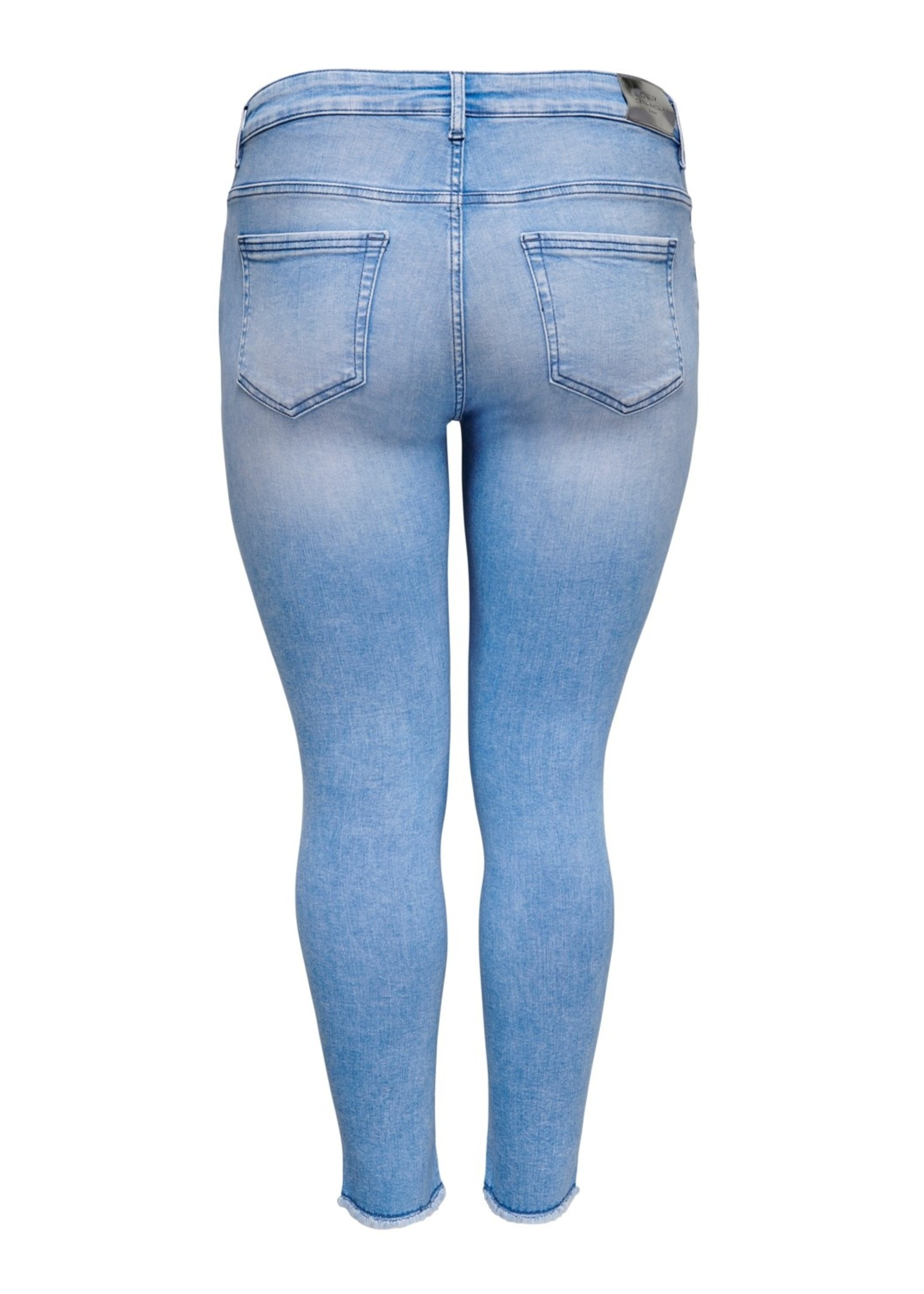 Only Carmakoma Only Carmakoma Willy Raw Jeans