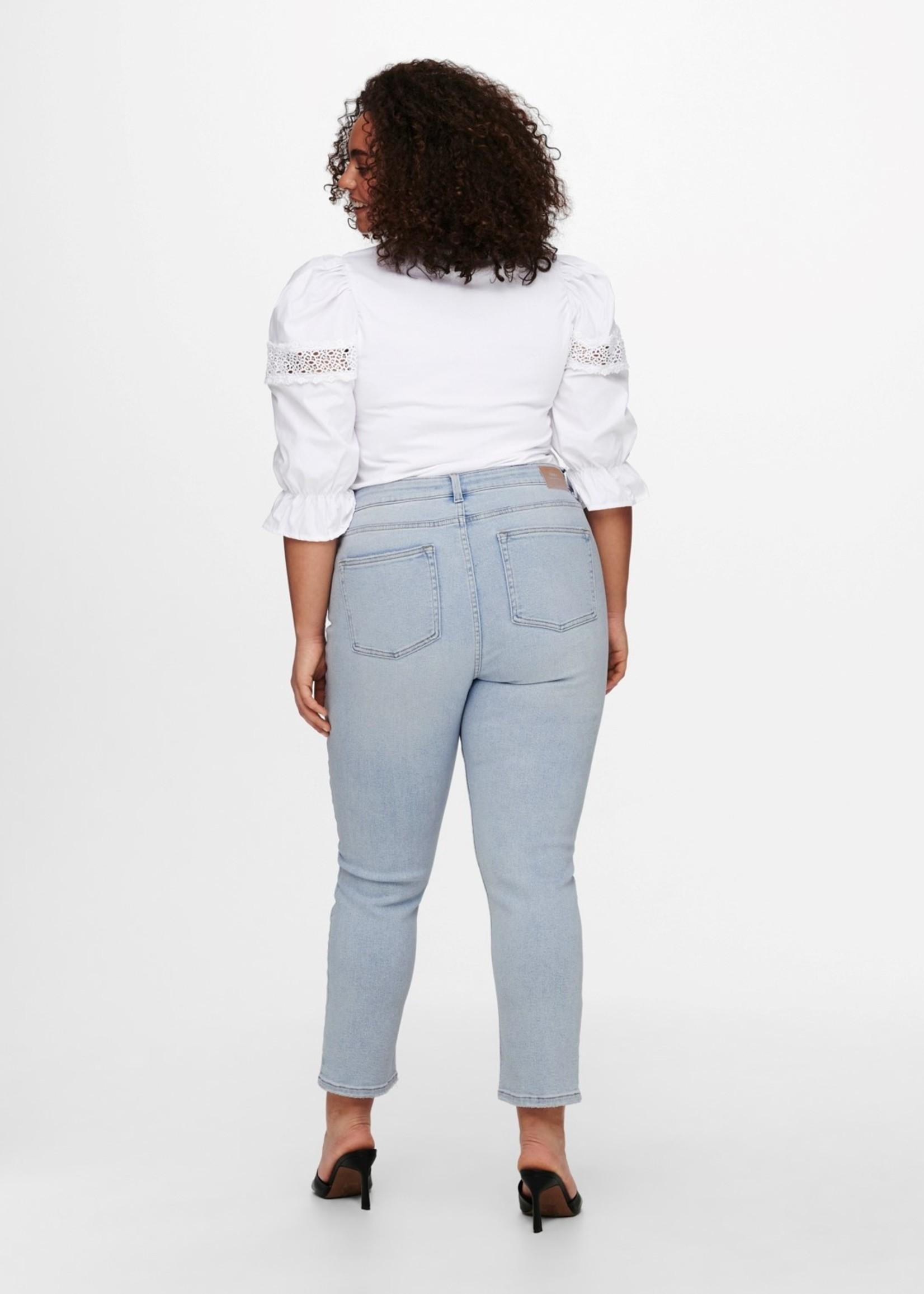 Only Carmakoma Only Carmakoma Rica Ankle Jeans