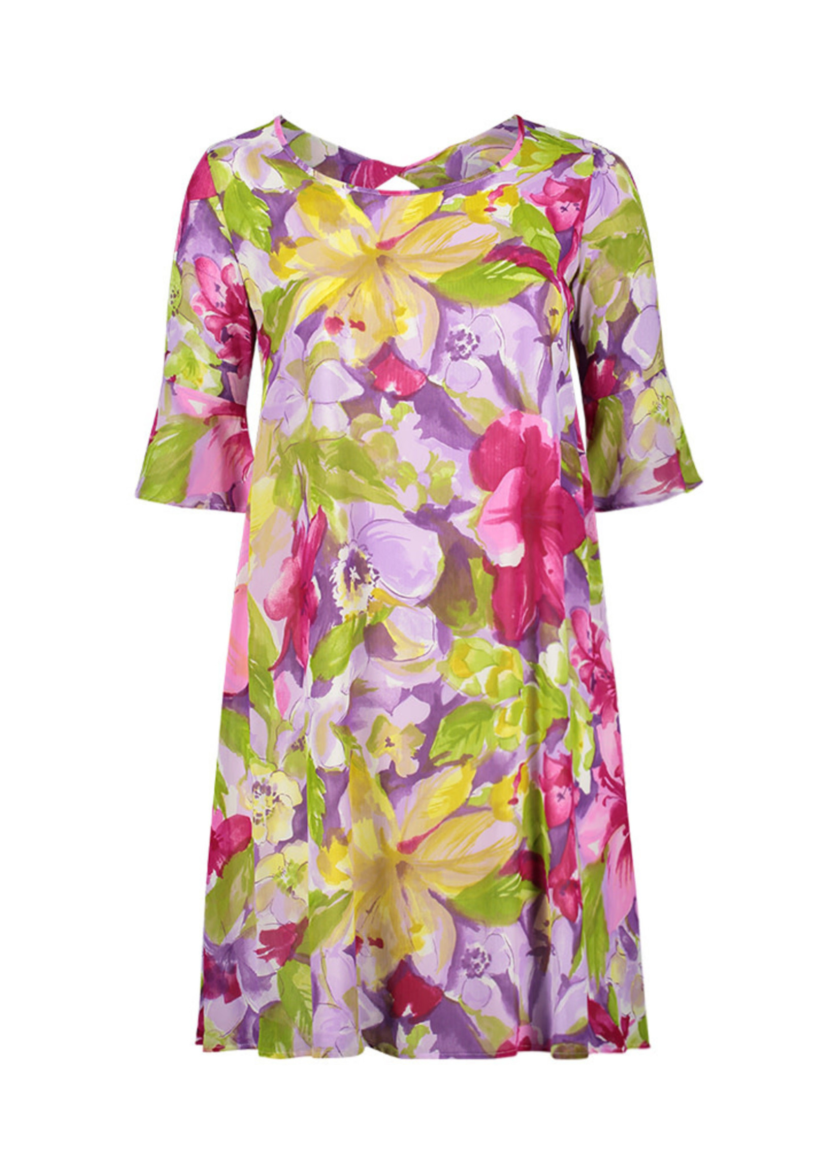 Ophilia Ophilia Viviane Dress Flower