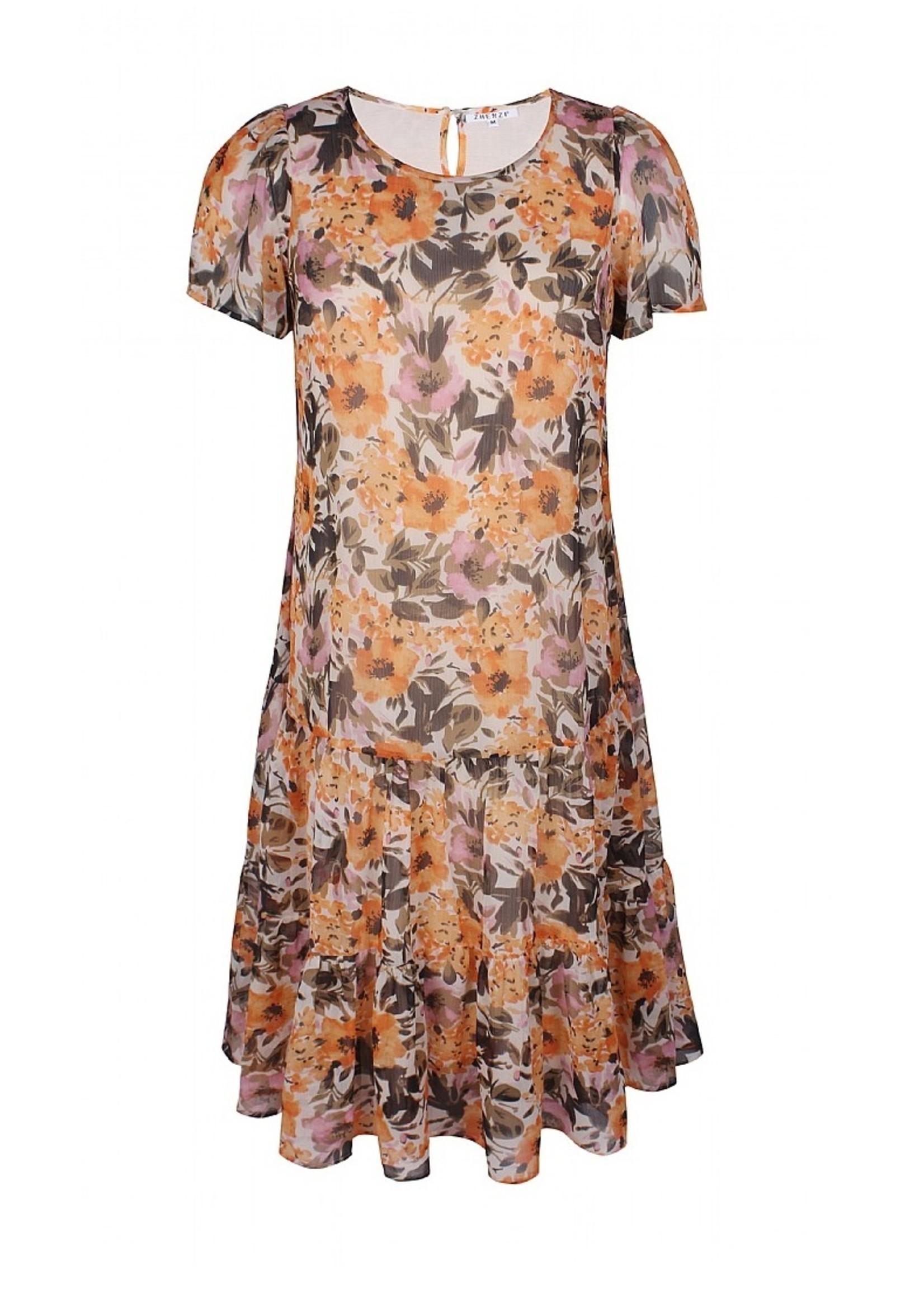 Zhenzi Zhenzi Fern Flower Dress
