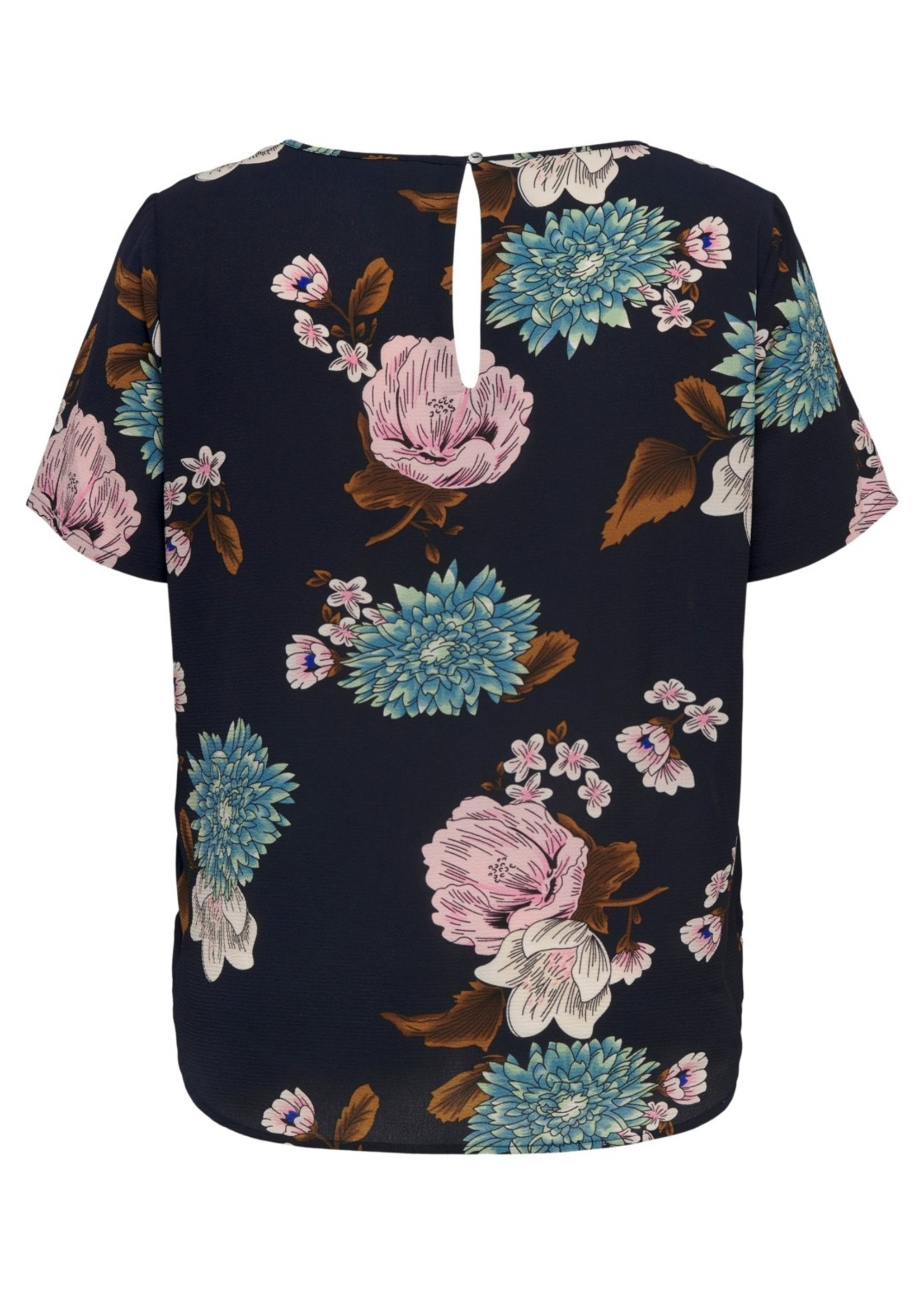 Only Carmakoma Only Carmakoma Lux Top Flower