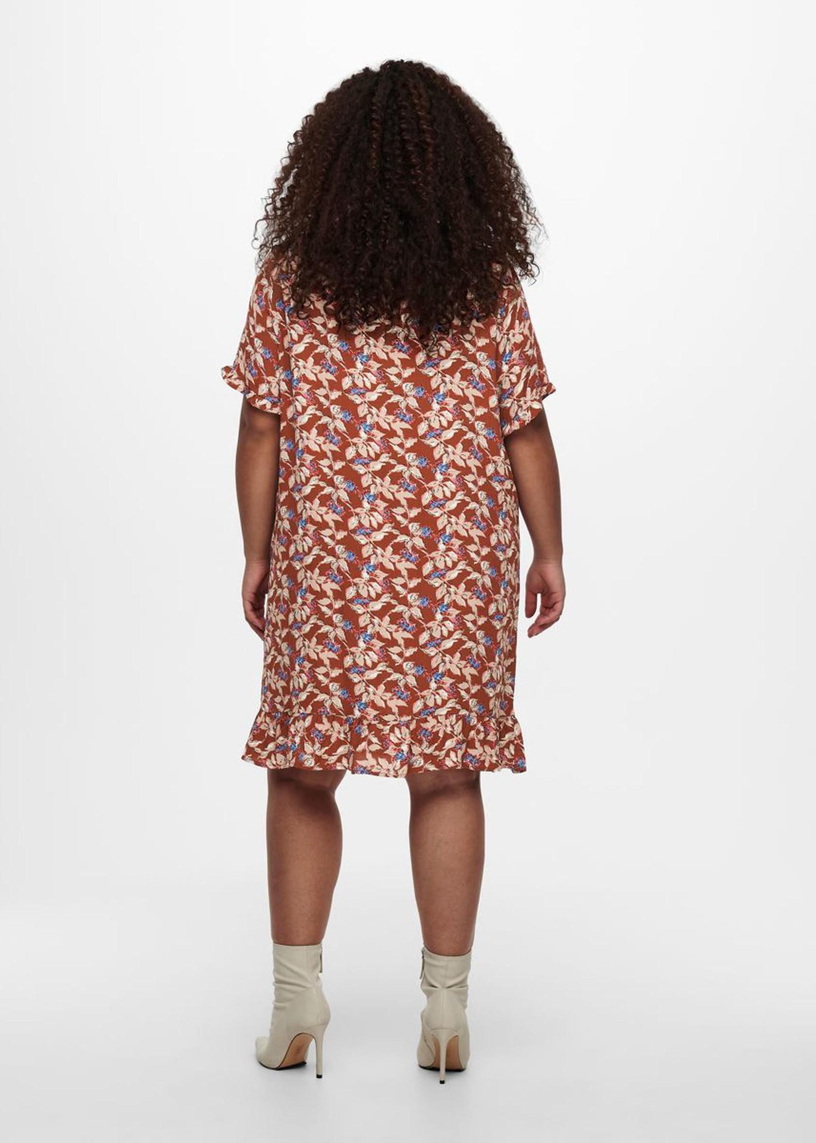 Only Carmakoma Only Carmakoma Lana Knee Dress