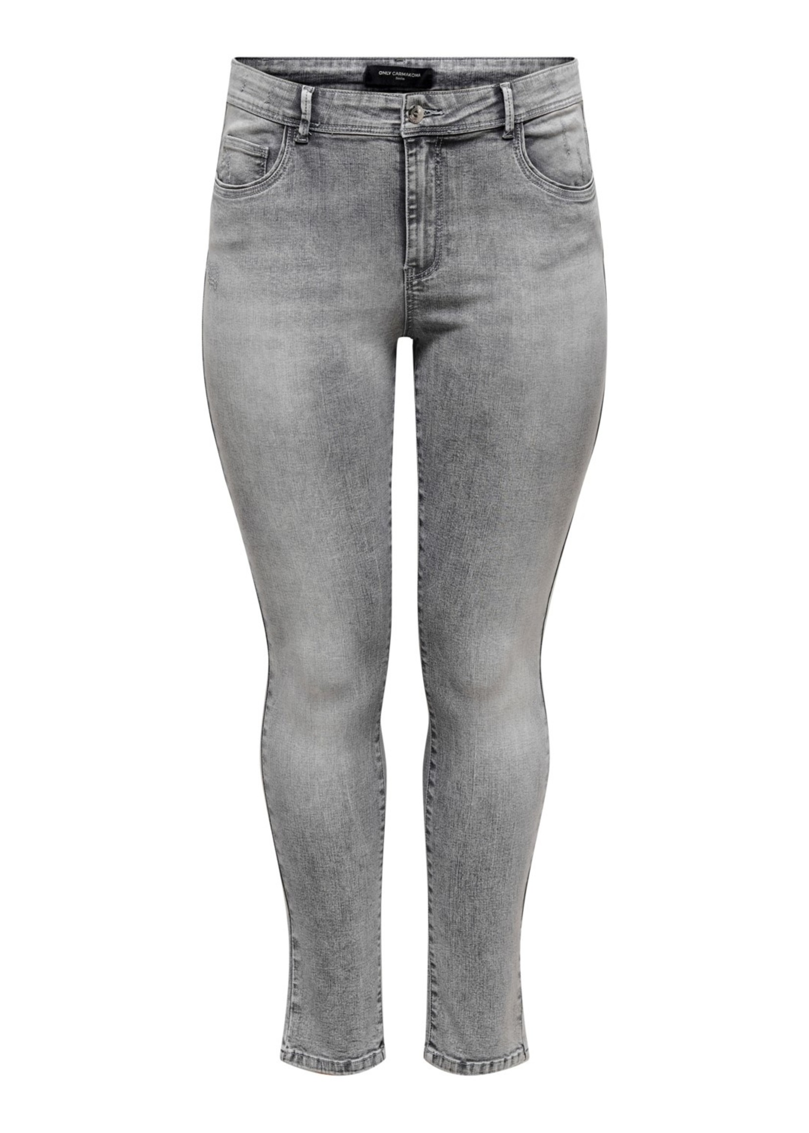 Only Carmakoma Only Carmakoma Sally Jeans Grey