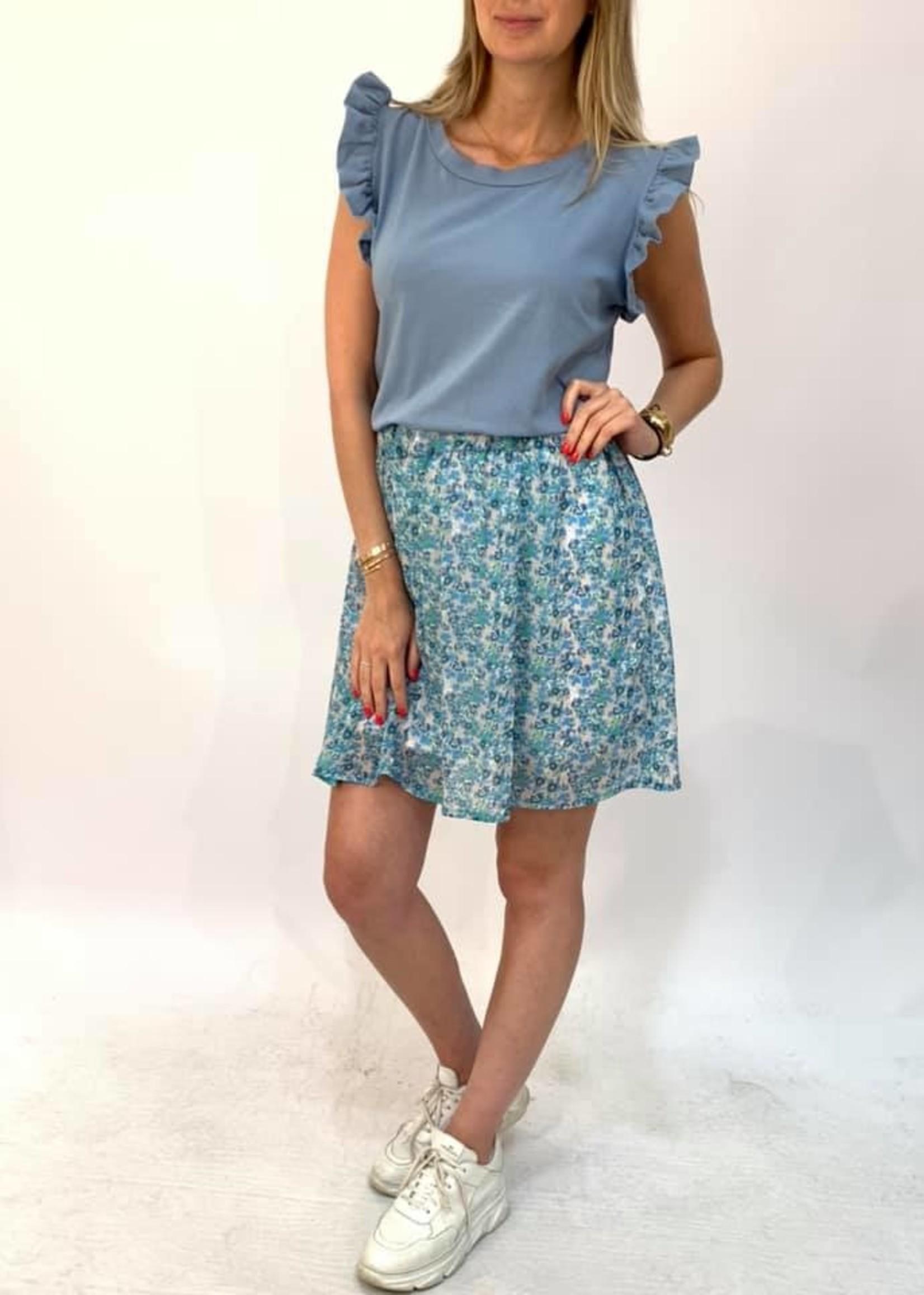 Summer Flower Skirt