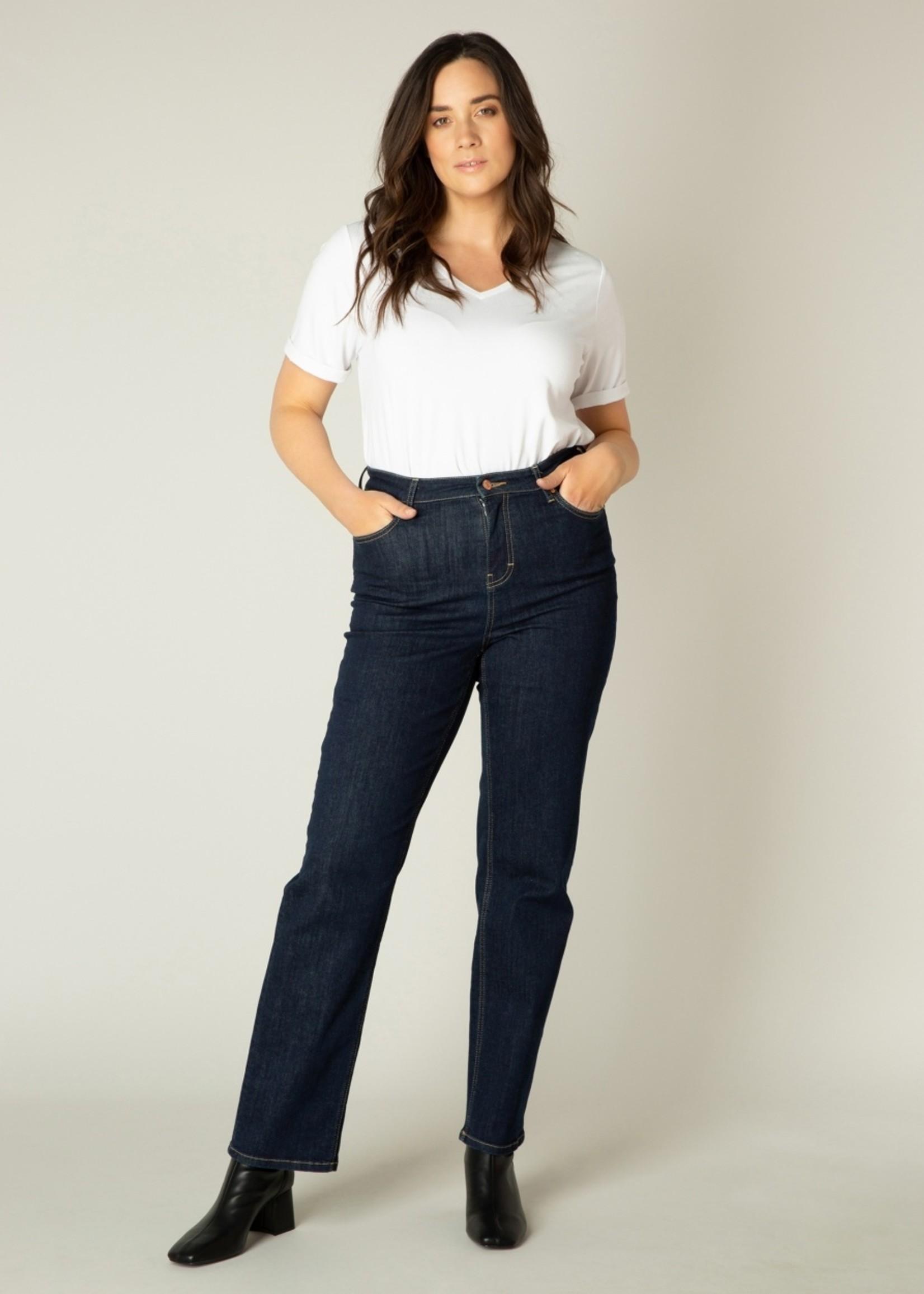 Base Level Curvy Base Level Curvy Ayda Jeans