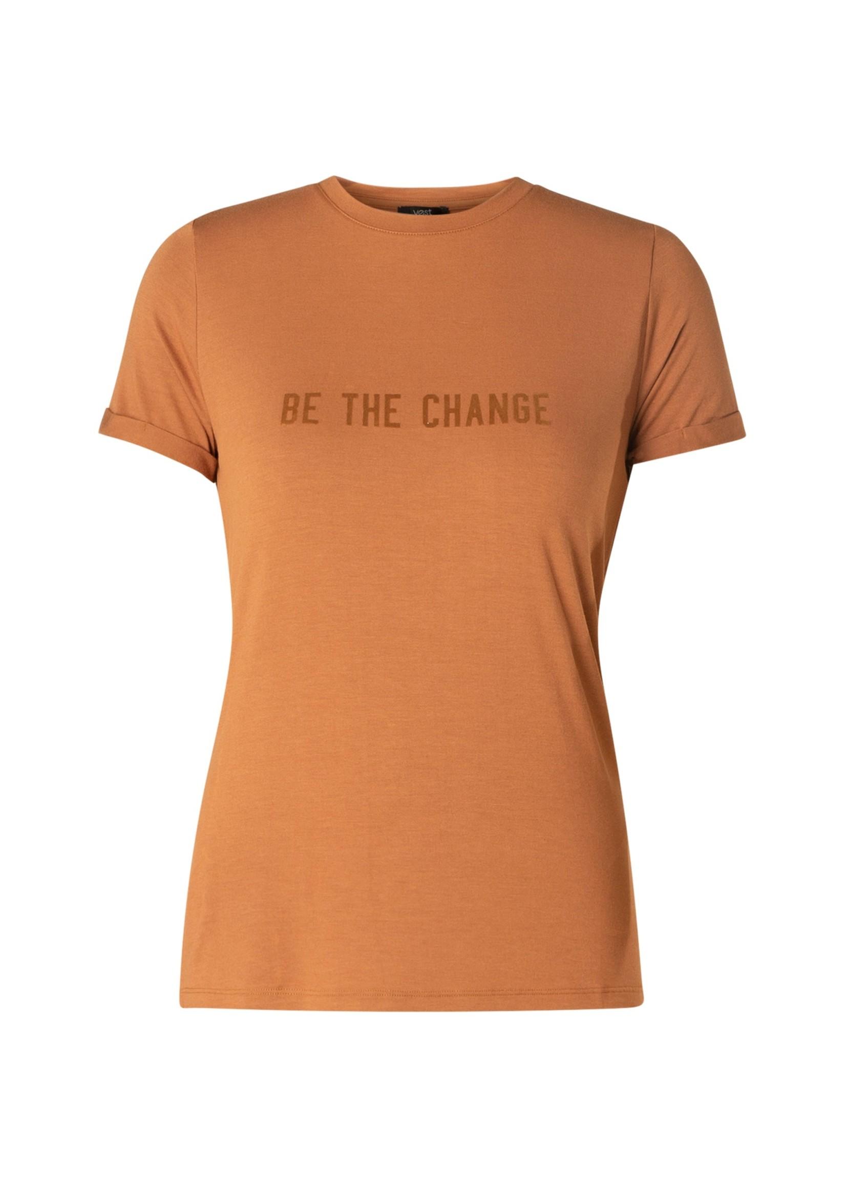 Yest Yest Yalba T-shirt Cashew