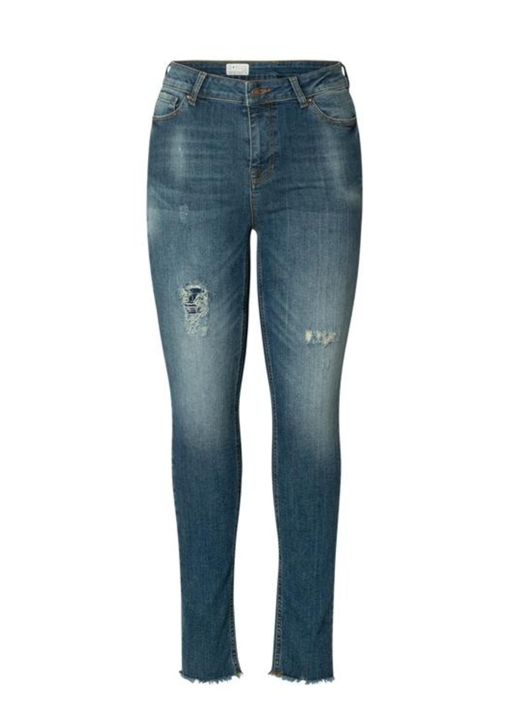 Yesta Yesta Anna Destroyed Jeans