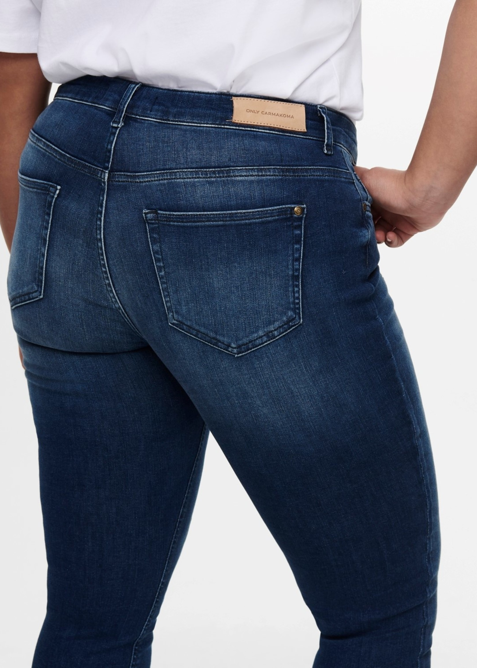 Only Carmakoma Only Carmakoma Willy Destroyed Jeans