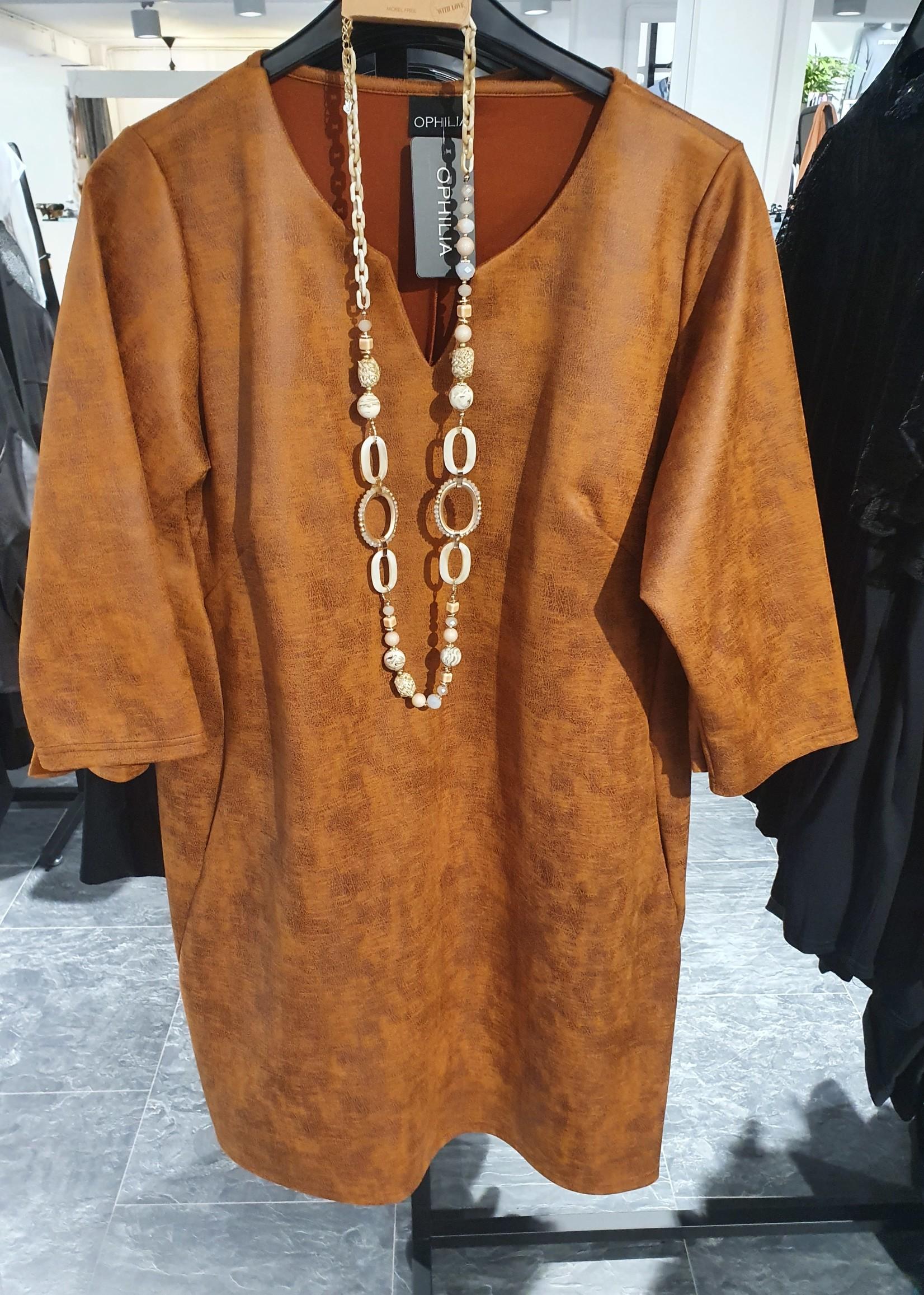 Ophilia Ophilia Yara Dress Nappa