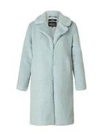 Yesta Yesta Light Blue Teddy Coat