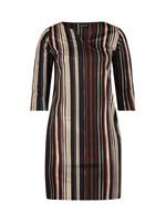 Ophilia Ophilia Yara Dress Multi Stripe