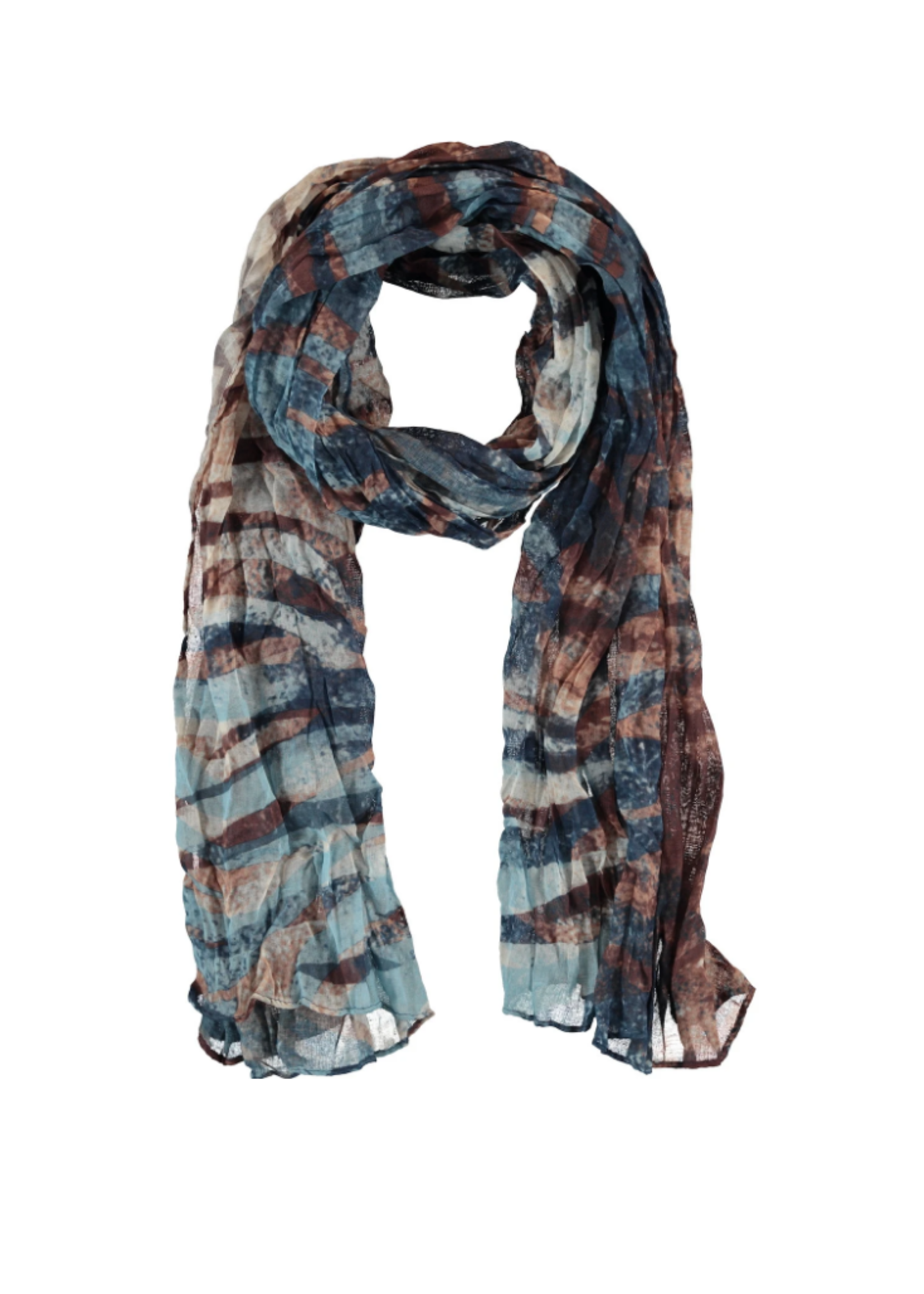 Blue Fall Vibes Scarf