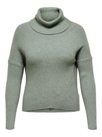 Only Carmakoma Only Carmakoma Karia Cowlneck Pull