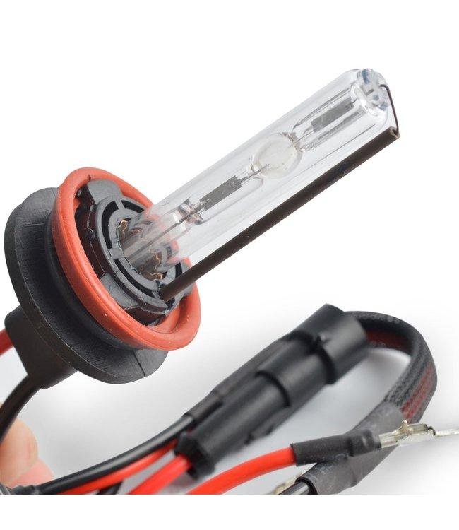 H8 Xenon vervangingslamp