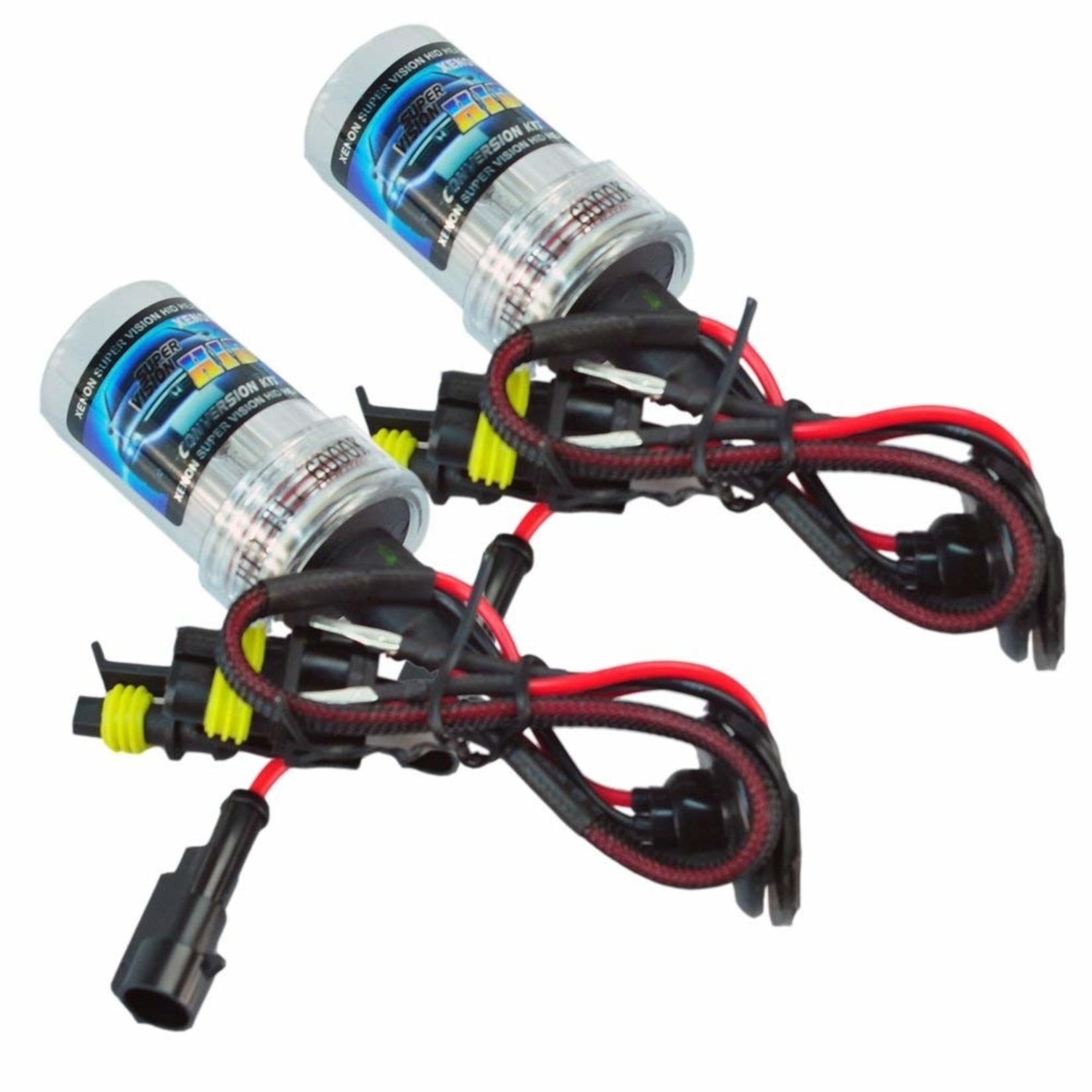 XEOD H9 Xenon vervangingslamp