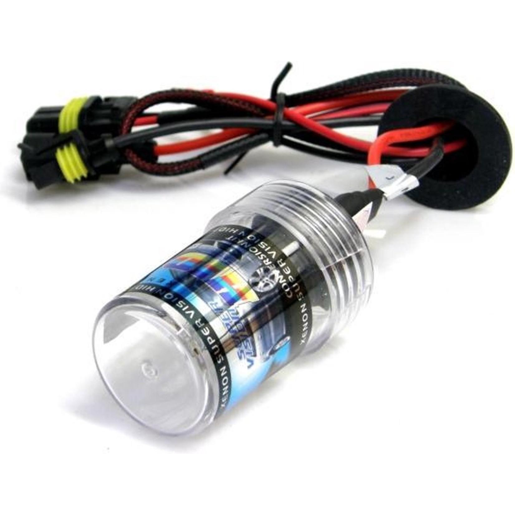 XEOD H7 Xenon vervangingslamp