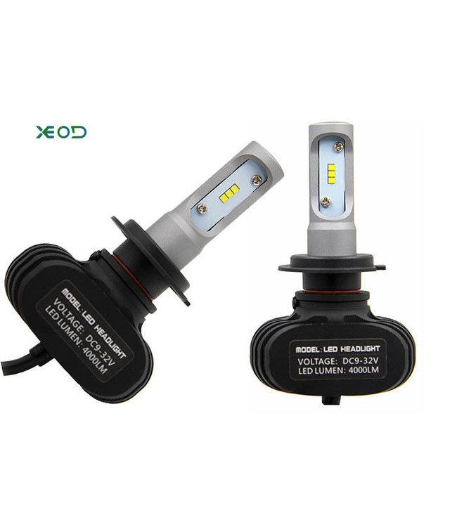 H7 LED koplamp set