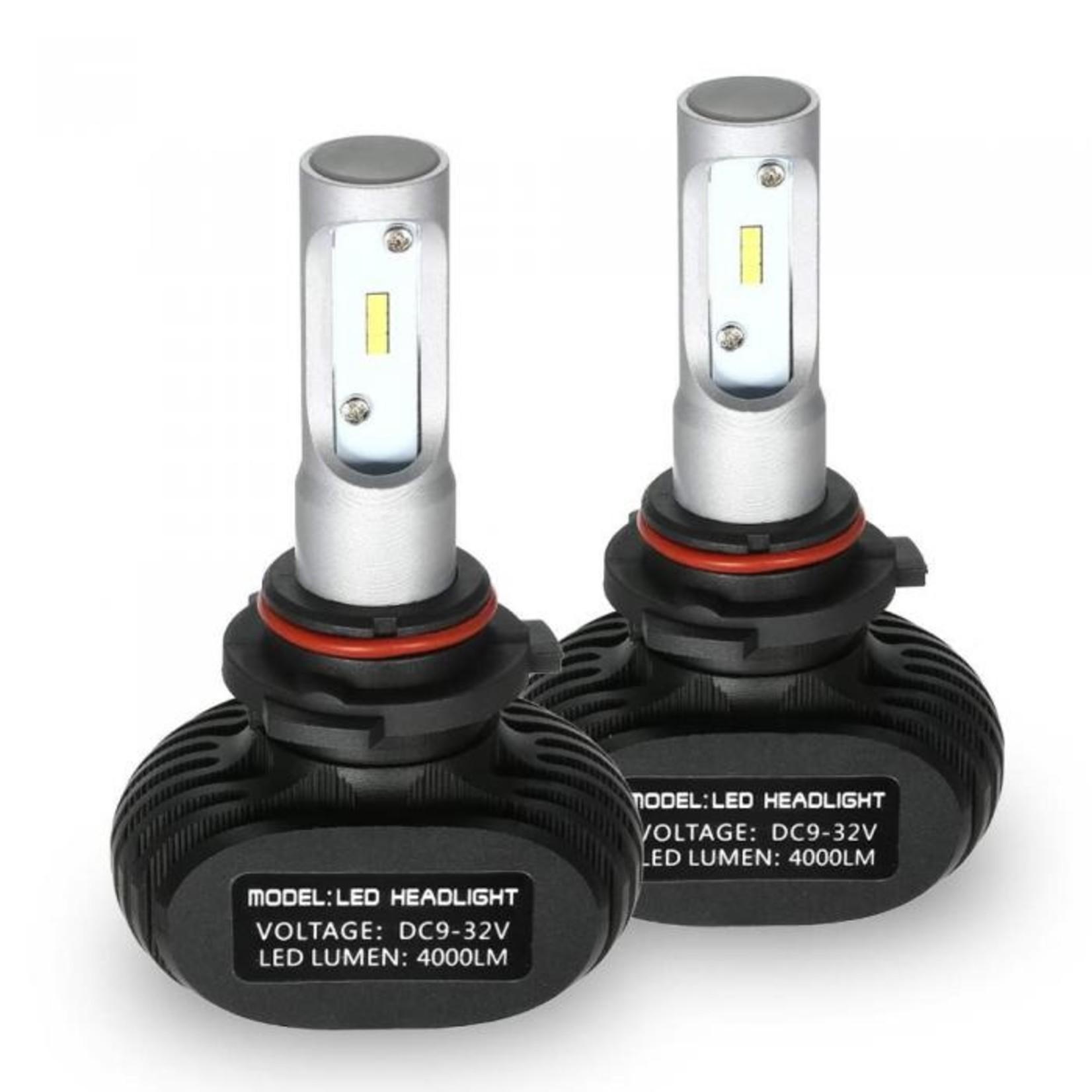 XEOD HB4/9006 LED koplamp set