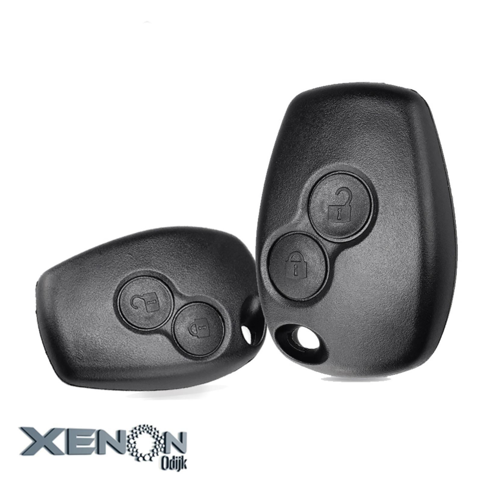 XEOD Dacia sleutelbehuizing