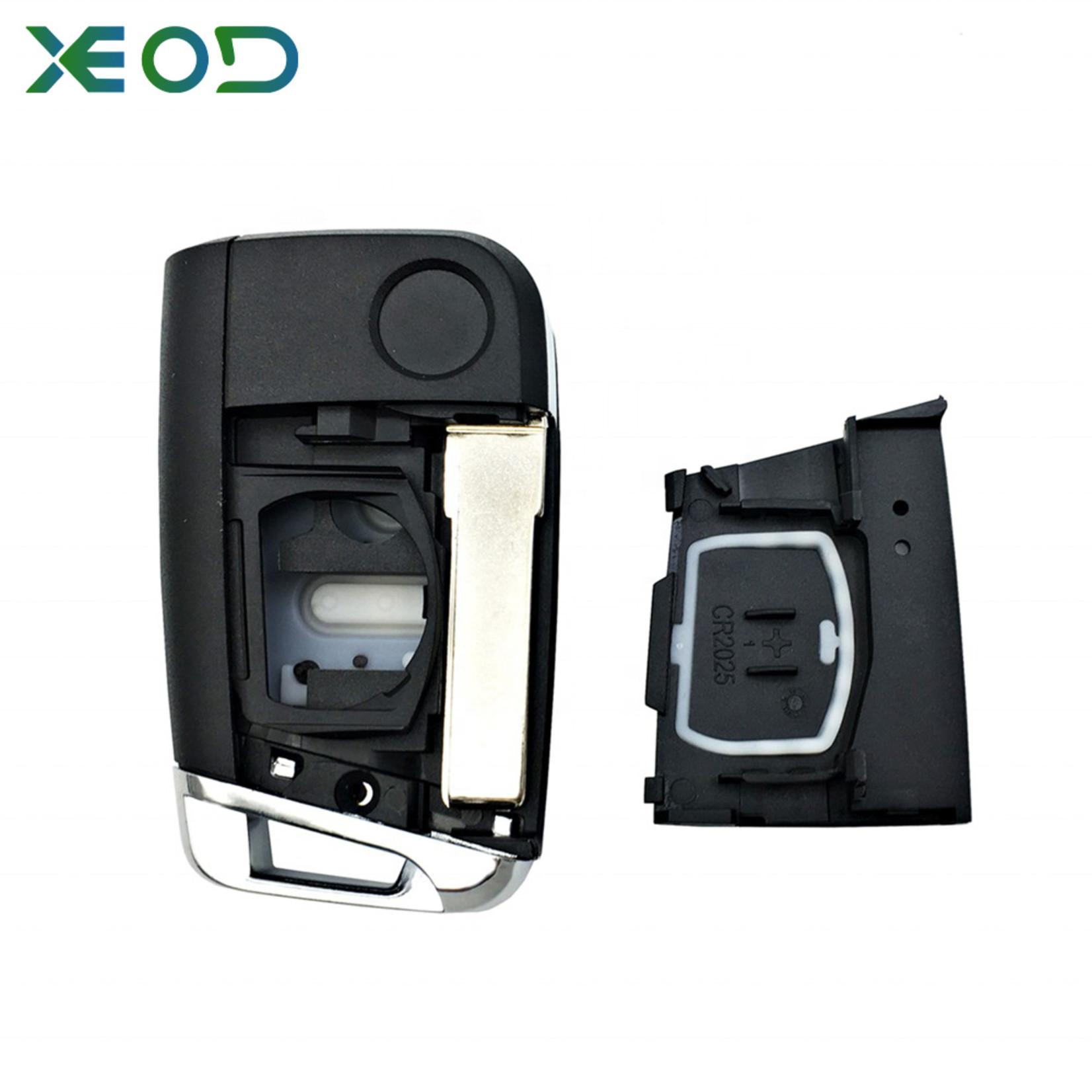 XEOD Volkswagen sleutelbehuizing Golf 7