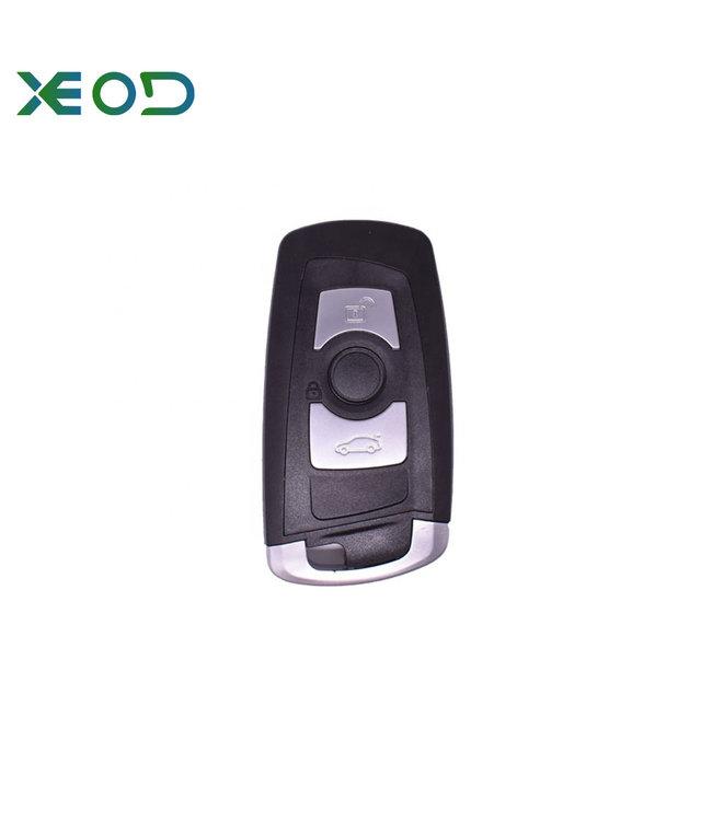 BMW 3-Knops smart sleutelbehuizing