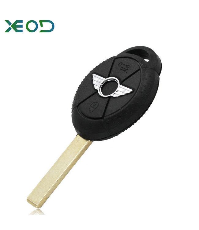 Mini 3-knops sleutelbehuizing