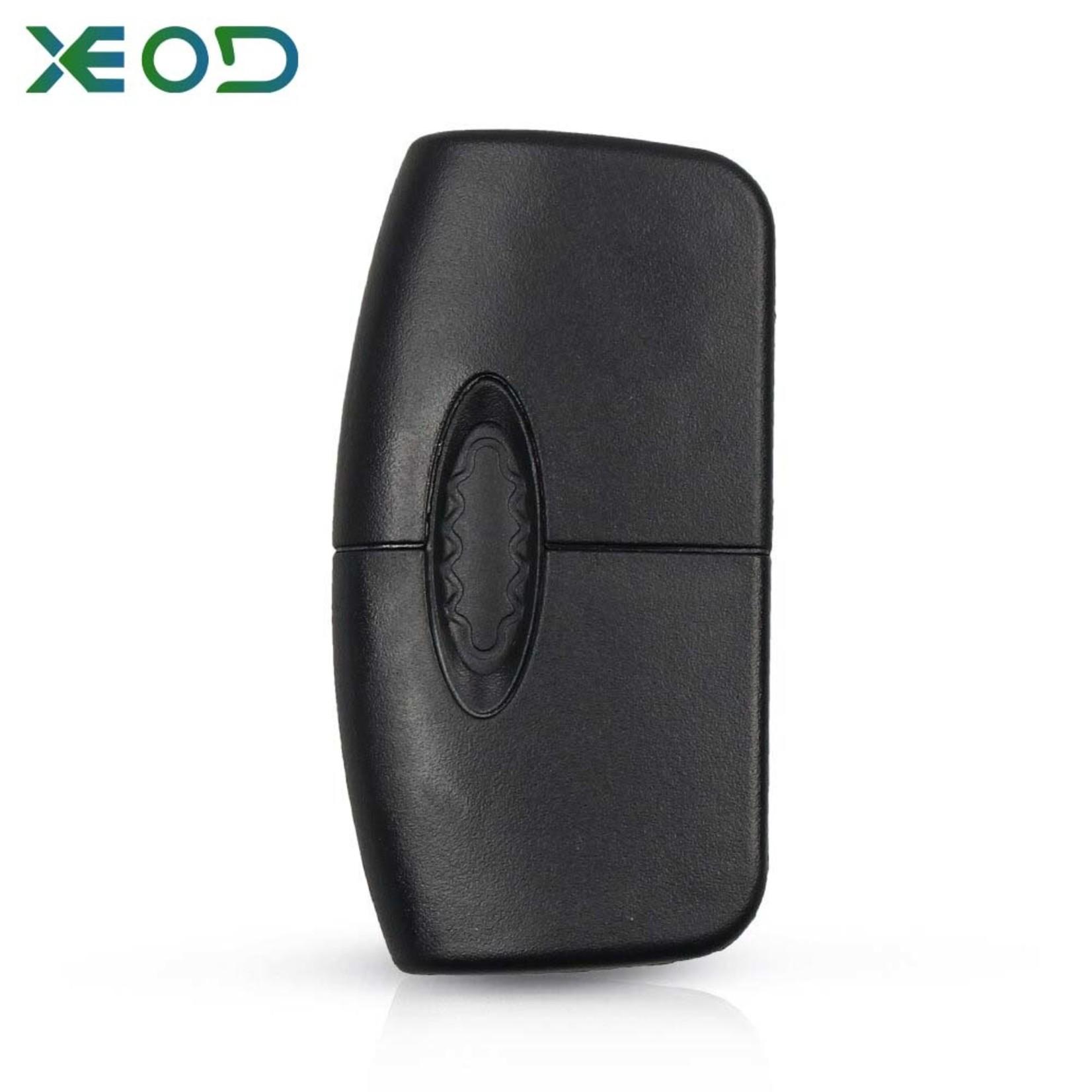 XEOD Ford klap sleutelbehuizing 3-knops