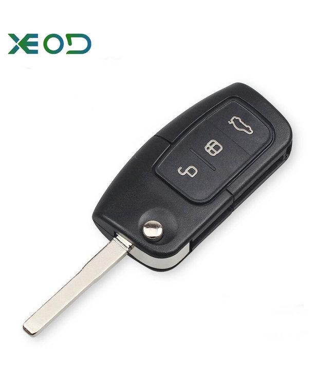 Ford klap sleutelbehuizing 3-knops