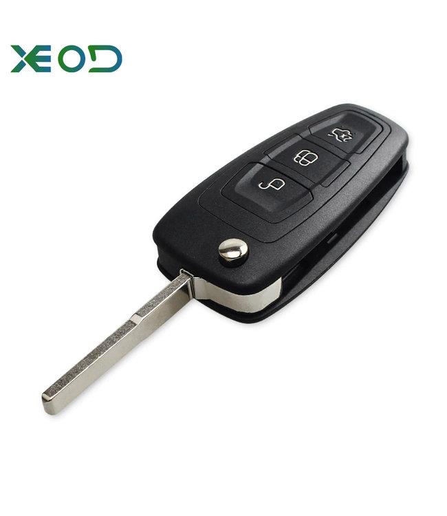 Ford klap sleutelbehuizing 3-knops model 2
