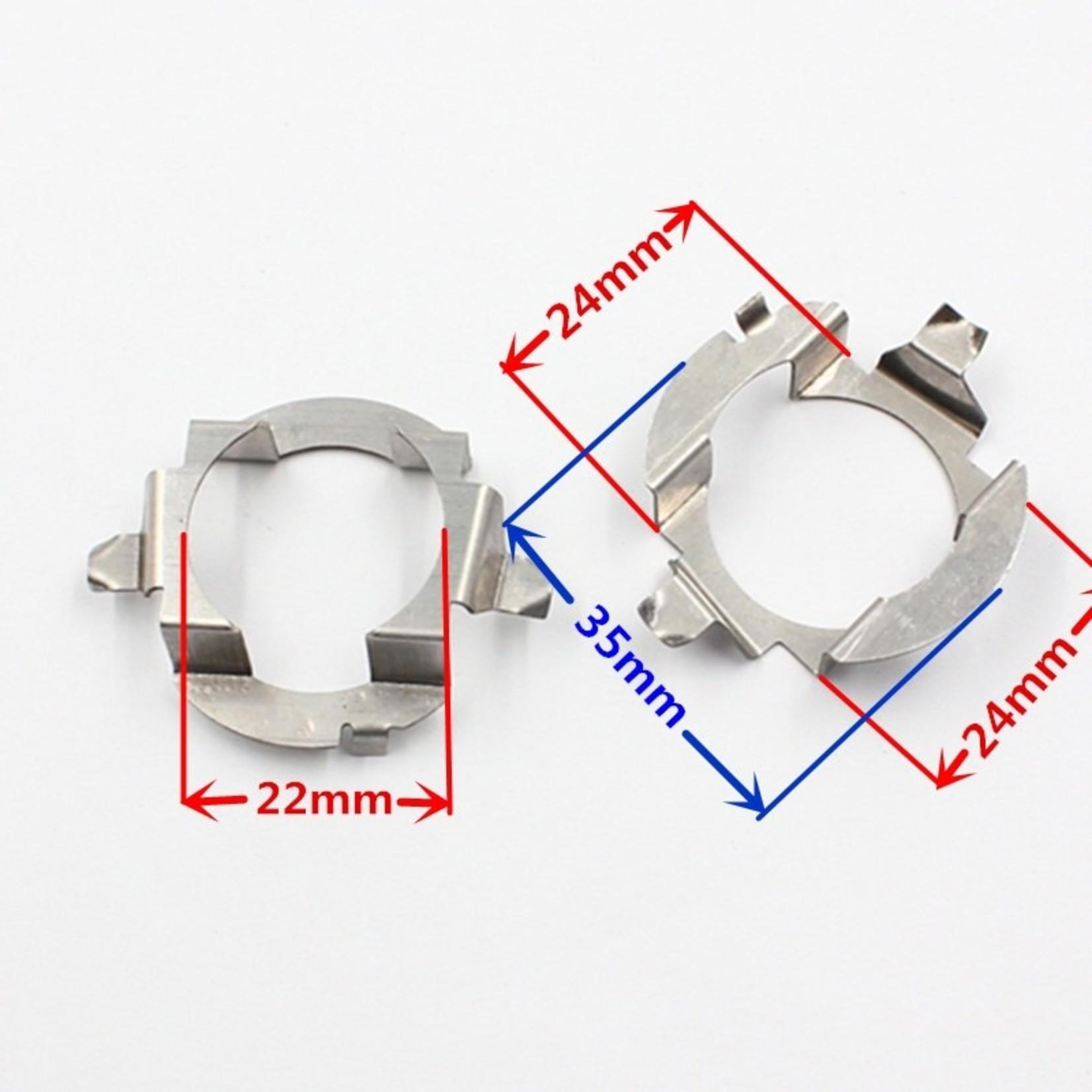 XEOD Adapter H7 LED lamp M002 Skoda