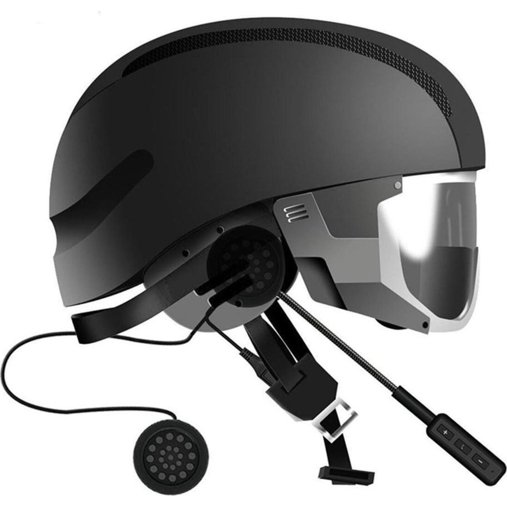XEOD Headset met microfoon – Motorhelm headset – Motor accessoires – Handsfree bellen – Motor - Scooter