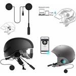XEOD Bluetooth motor headset