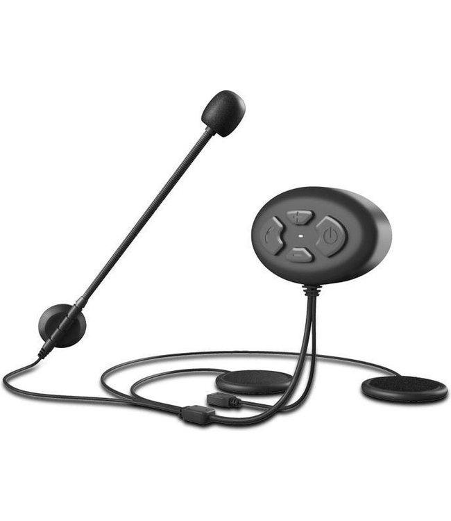 Headset met microfoon – Motorhelm headset – Motor accessoires – Handsfree bellen – Motor - Scooter V2