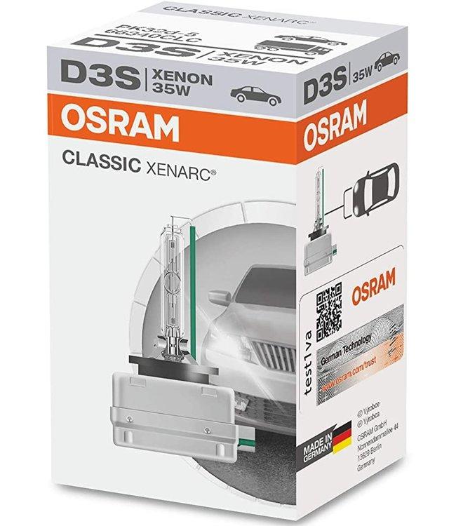 Osram Xenarc Classic D3S Xenon Vervangingslamp