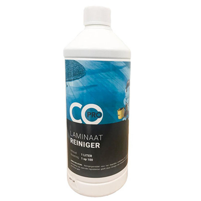 CO-PRO Laminaat Reiniger 1 Liter