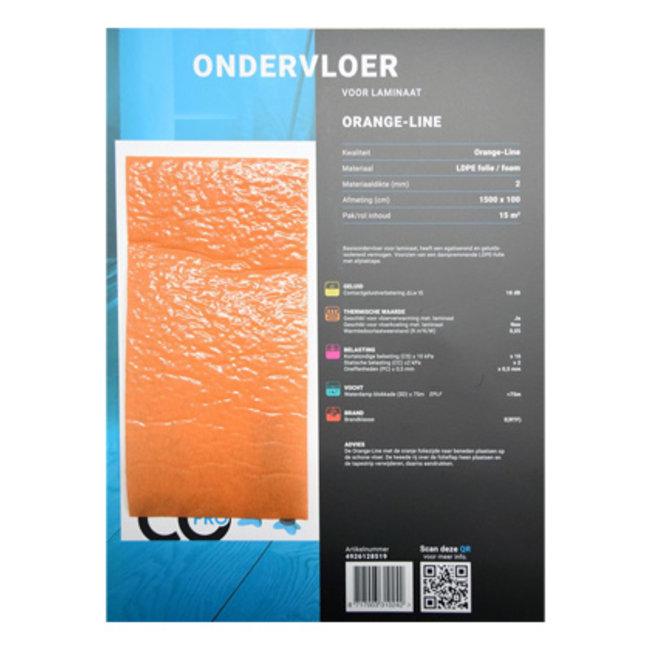 CO-PRO Orange-Line 15m2