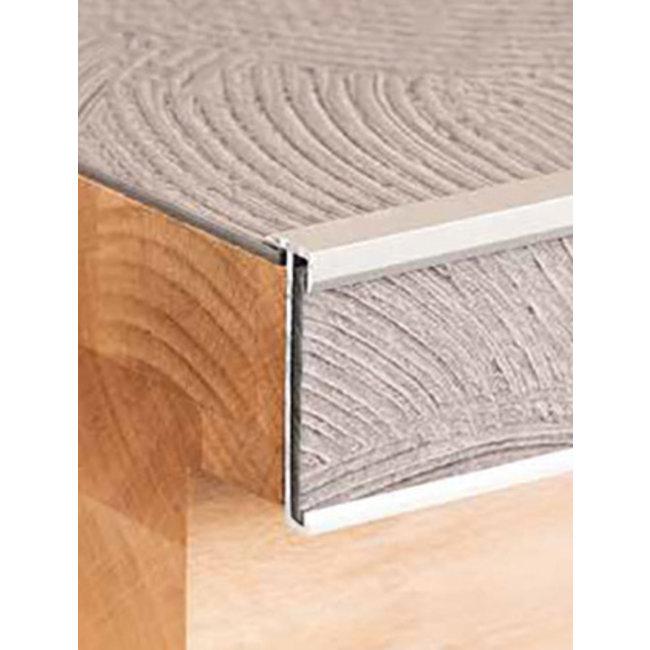 Huis&Vloer Aluminium Trapneuzen 30mm x 2700mm