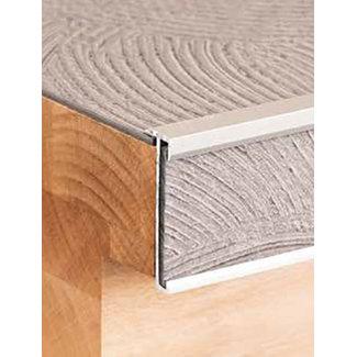 Huis&Vloer Aluminium Trapneuzen 40mm x 2700mm