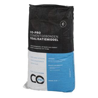 CO-PRO Cementgebonden Egalisatiemiddel 25kg