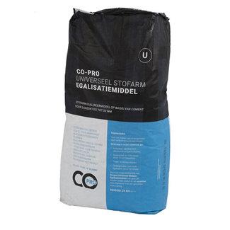 CO-PRO Universeel Stofarm Egalisatiemiddel 25kg