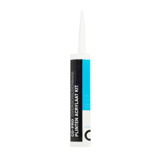 CO-PRO Plinten Acrylaatkit 310ml