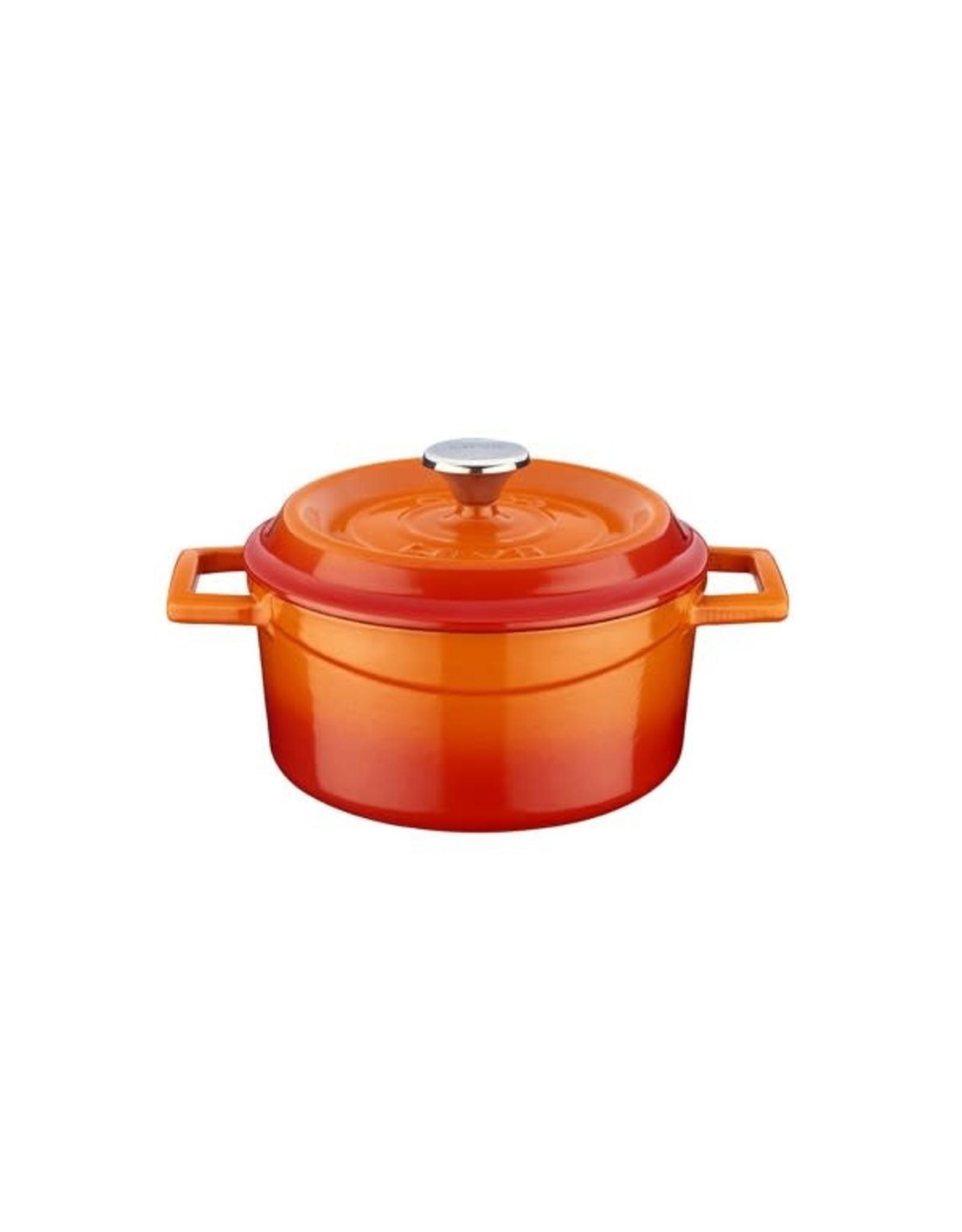 Lava Braadpan 16cm 1,33L Oranje