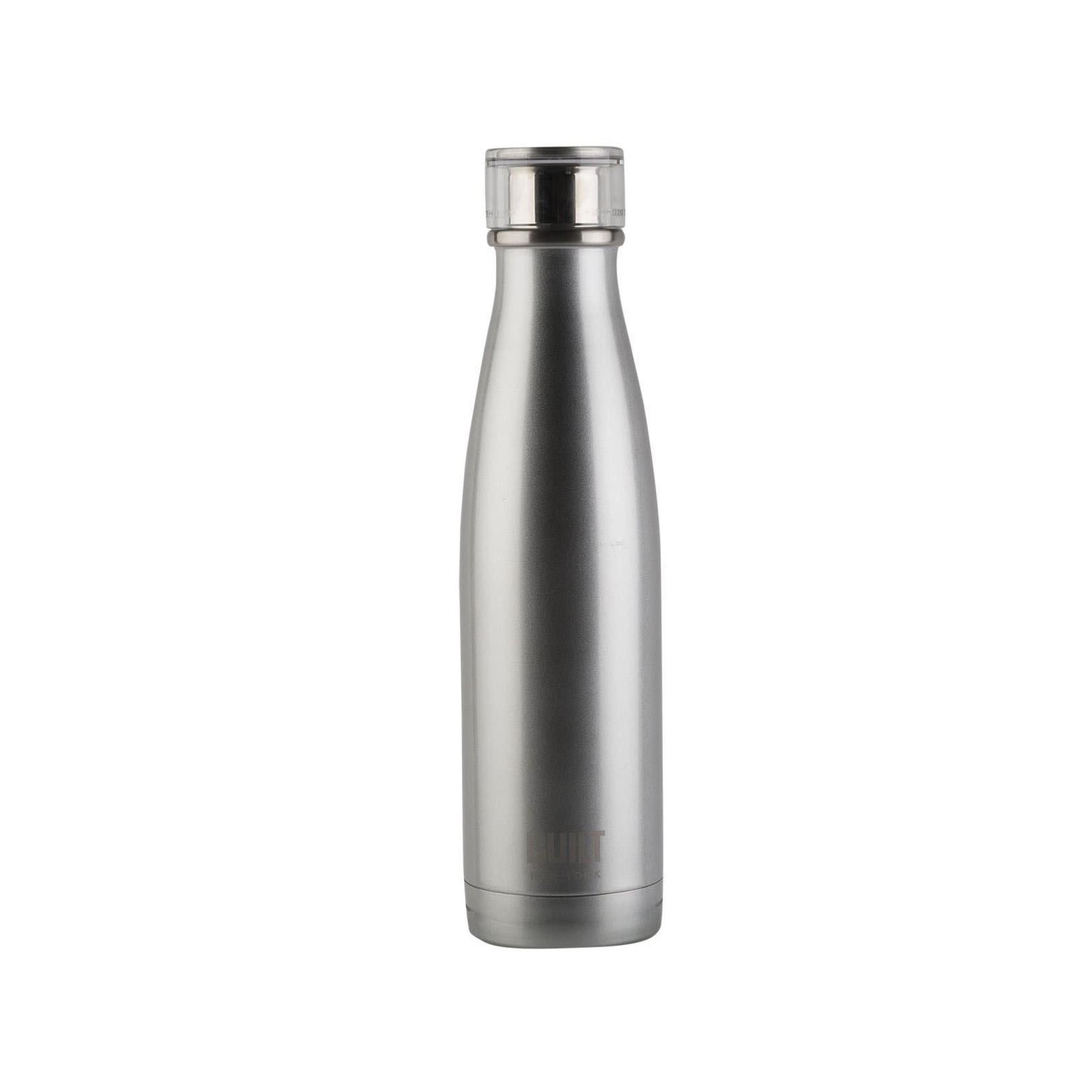 Built Isolerende lekvrije drinkfles 0,5L RVS zilver