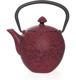 C&T Theepotje, rood 0,33L