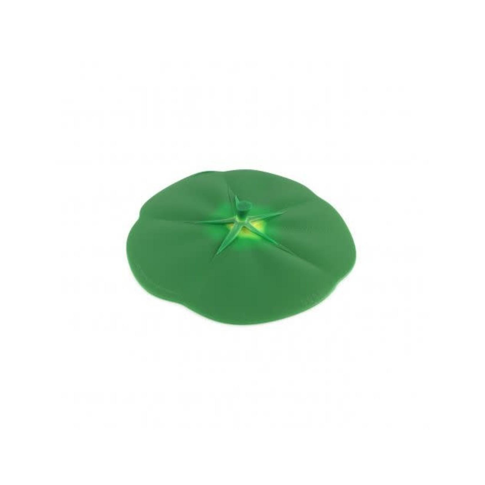 Charles Viancin Deksel rond 20cm Tomaat Groen