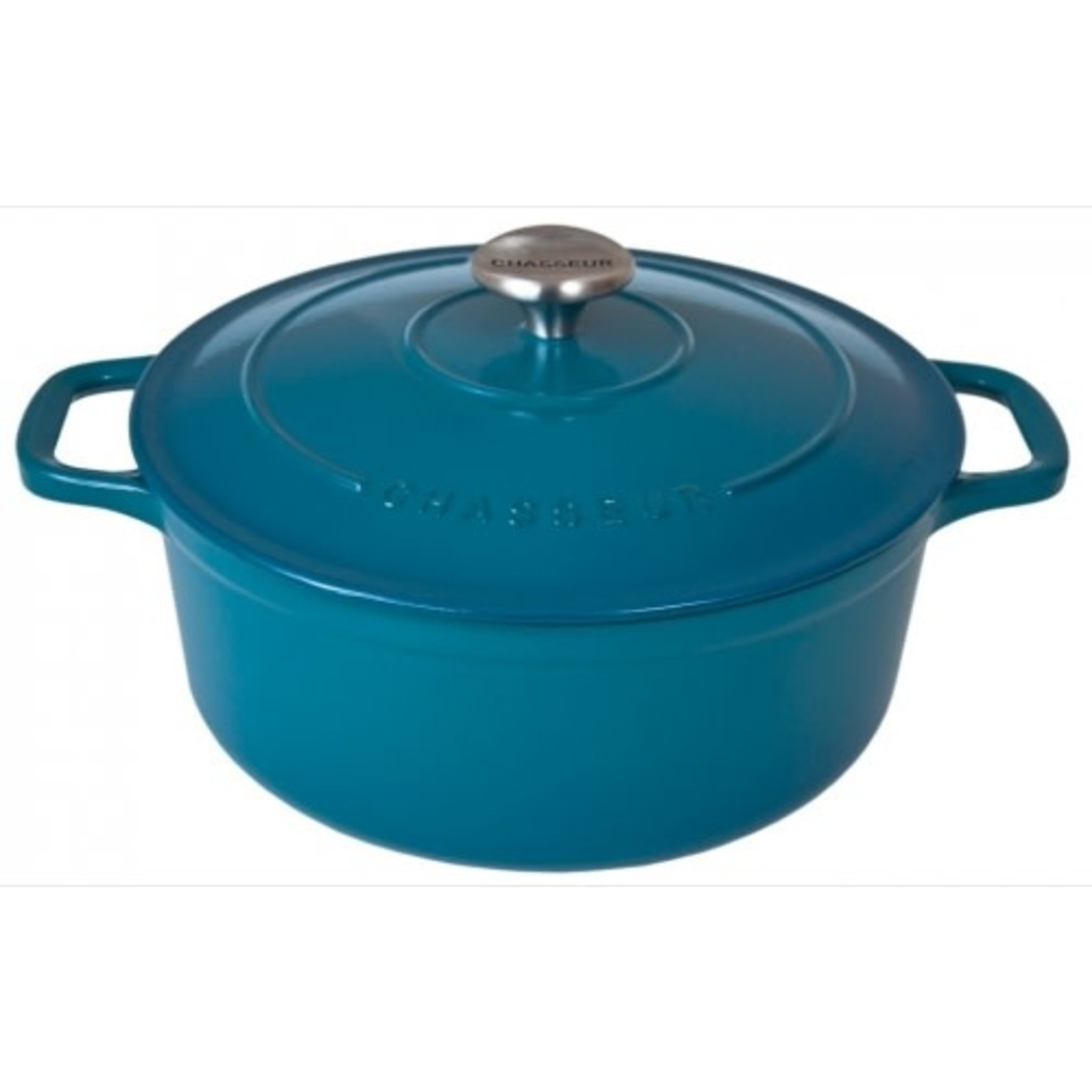 Chasseur Cocotte rond 18cm 1,8L blauw