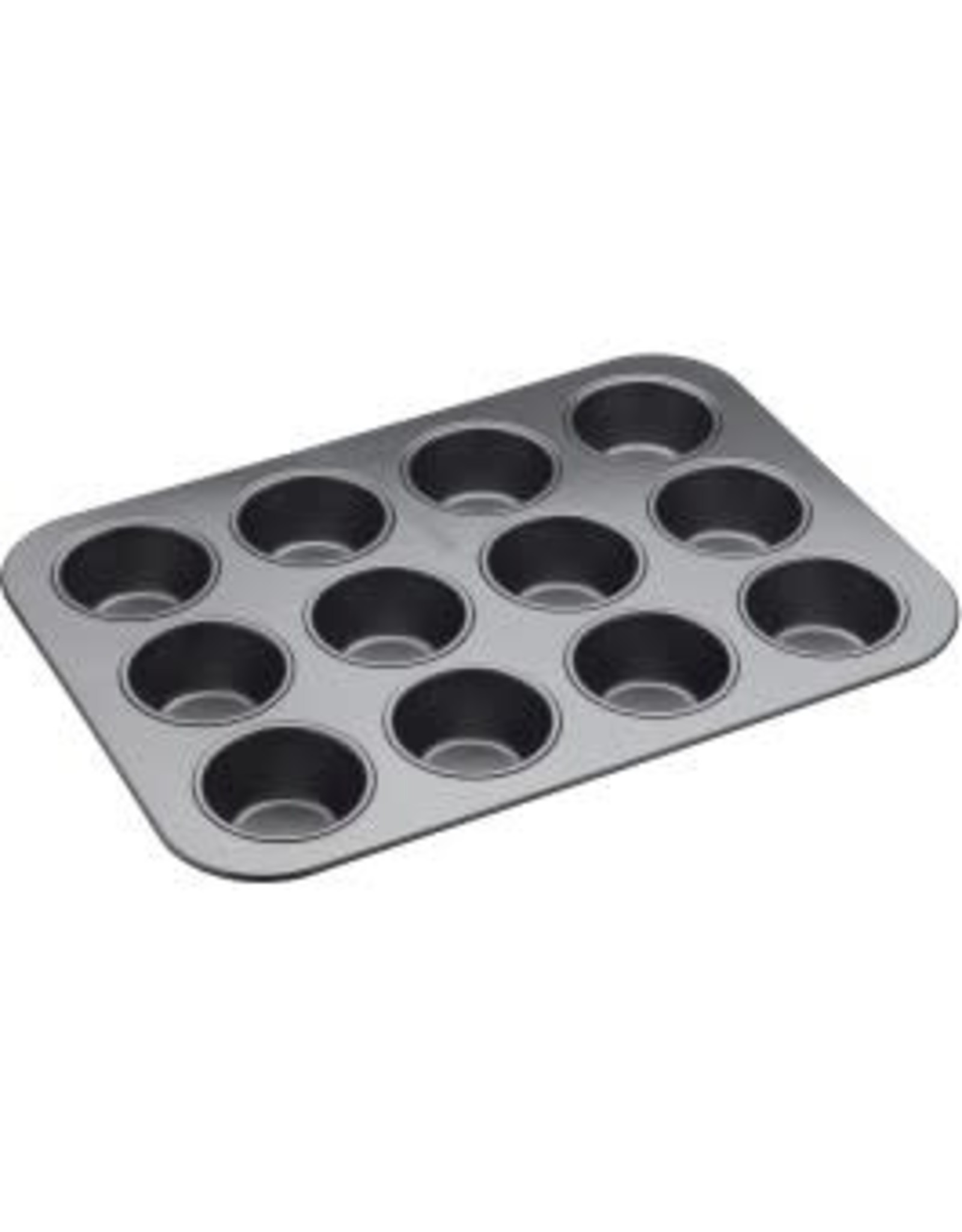 Chicago Metallic Bakplaat Muffin 12/st