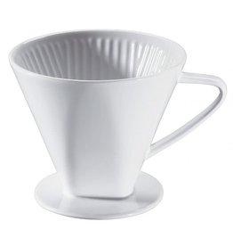 Cilio Porseleinen Koffiefilter 6