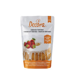 Decora Cream of tartar 50g