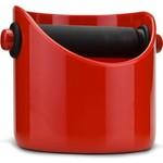 Koffie-uitklopbakje rood